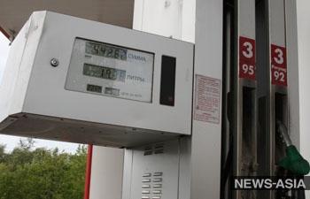 Киргизия опасается резкого роста цен на бензин