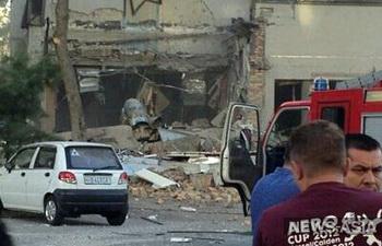 В торговом центре Ташкента прогремел взрыв