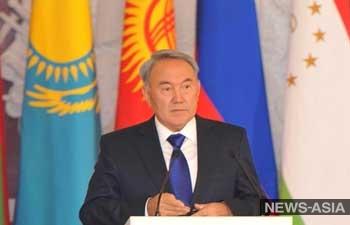 Нурсултан Назарбаев призвал страны Центральной Азии к интеграции