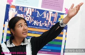 В Киргизии уровень грамотности растет в ущерб качеству образования