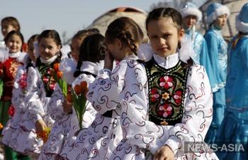 В Киргизии проходит международный фестиваль ремёсел «Оймо-2014»