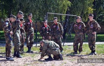 В Киргизии стартовал международный сбор «Союз – 2014. Наследники Победы»