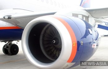 Самолет «Аэрофлота» вынужденно приземлился в Ереване из-за дебошира