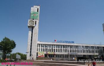 В столице Киргизии пытались взорвать здания ГУВД