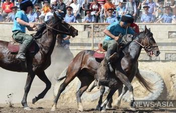 Главы восьми государств проигнорировали Всемирные игры кочевников в Киргизии