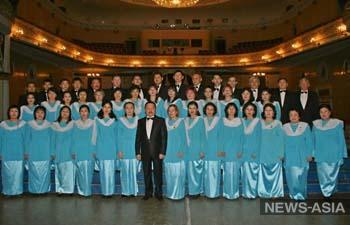 В Киргизии впервые исполнили величайшее классическое произведение 20 века