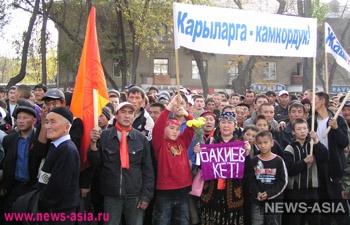Апрельская революция и июньский конфликт повлияли на спад экономического роста в Киргизии