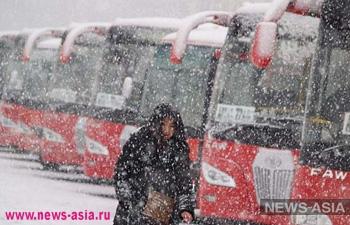 В Бишкеке выпало рекордное за последние годы количество осадков