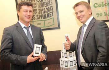 На рынке Киргизии появился недорогой и многофункциональный смартфон
