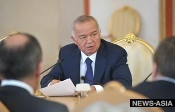 В Узбекистане опровергают слухи о тяжелом состоянии Каримова