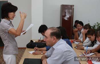 Делегация из Татарстана посетила филиал КНИТУ в Киргизии