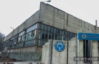 Полузаброшенные заводы Бишкека
