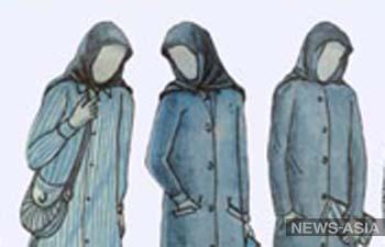 Таджикские проститутки стали прятаться под хиджабами
