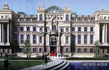В Таджикистане построят самый крупный театр в Центральной Азии