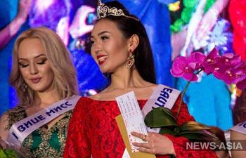 В Киргизии выбрали самых красивых девушек