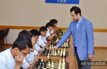 В Ташкенте прошел шахматный турнир для детей с ограниченными возможностями
