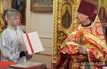 В православных храмах Бухары прошли Пасхальные богослужения