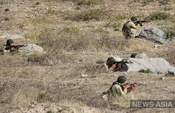 Таджикские и киргизские пограничники договорились не открывать огонь на общей границе