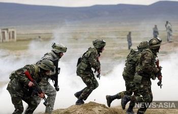 Афганистан случайно открыл минометный огонь в сторону Таджикистана