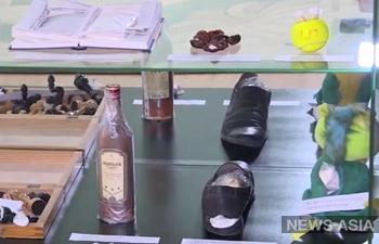 В Таджикистане появился единственный в регионе музей наркоторговли