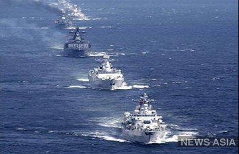 Туркменистан открыл гарнизон Военно-Морских Сил