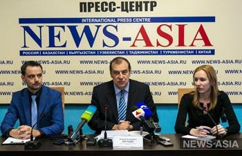 Андрей Крутько: «Киргизия и Узбекистан должны сесть за стол переговоров»