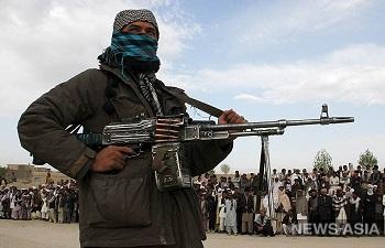 Талибы захватили афганский город Даркад недалеко от границы с Таджикистаном