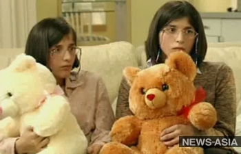 Скончалась Зита Резаханова, одна из двух киргизских сиамских близнецов