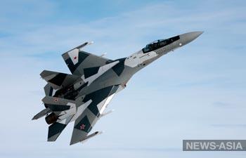 Китай стал первым зарубежным заказчиком российских истребителей Су-35