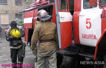 В Киргизии 8 марта неизвестные попытались сжечь несколько славянских ресторанов