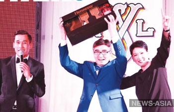 В Бишкеке наградили лучших деятелей бизнеса и Fashion-индустрии