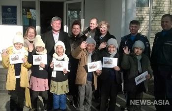 Авиабаза ОДКБ в Киргизии отправит школьников города Кант на новогоднюю елку в Россию