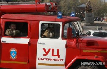 В детском саду Екатеринбурга при пожаре пострадали четыре малыша