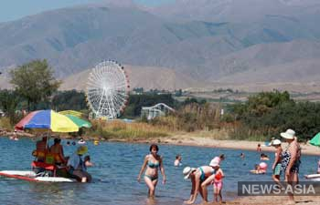 Киргизия забирает у Узбекистана пансионаты на Иссык-Куле