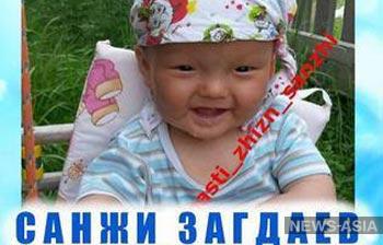 В России ребёнку с мраморной болезнью костей требуется срочная помощь