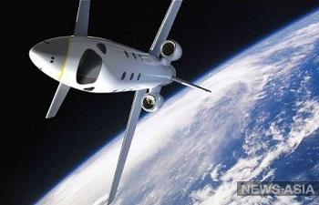 В Китае строят космический самолёт