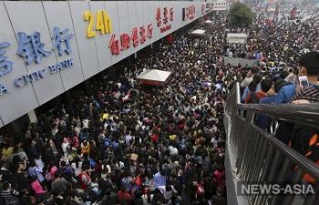 Пекин очистят от нескольких миллионов «лишних» жителей