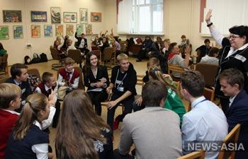 В Екатеринбурге состоялся окружной форум ученического самоуправления УрФО