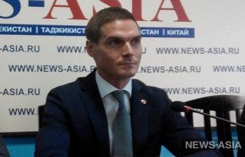 А. Соболев: «Свердловская область как никогда заинтересована в укреплении взаимоотношений с КР»