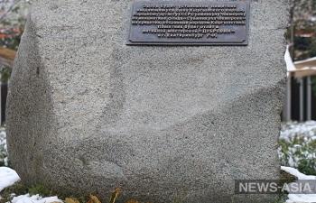 В центре Бишкека появится памятник Суйменкулу Чокморову