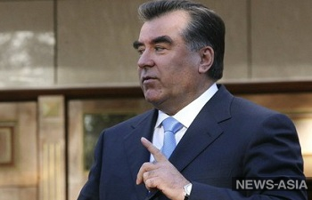 В Таджикистане за оскорбление президента будут сажать в тюрьму
