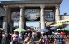 Ошский рынок реконструируют, а в будущем самый дешевый и самый главный рынок столицы могут и вовсе вынести за городскую черту.