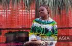Гости привезли в Ирбит частичку своей африканской культуры