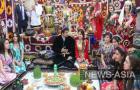 В Таджикистане праздник весеннего равноденствия длится пять дней, культурно-развлекательные мероприятия и массовые гуляния пройдут во всех городах и районах республики.