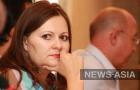 Член парламентской фракции «Ата-Мекен» Наталья Никитенко