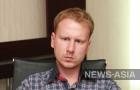 Журналист газеты «Спорт-Экспресс» Дмитрий Симонов