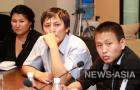 Представители профсоюзов Киргизии