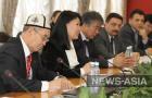 Делегации из Киргизии в Екатеринбурге