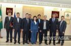 Делегация в Законодательном Cобрании Свердловской области